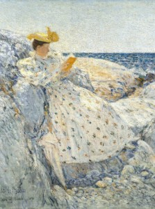 Grafika 2000 - Childe Hassam : Summer Sunlight, 1892
