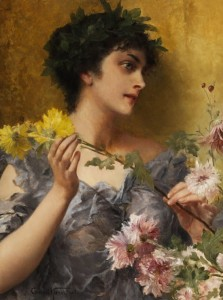 Grafika 2000 - Conrad Kiesel: Tribute to the Flowers, 1921