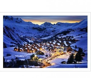 Pintoo 1000 Plastic Puzzle - French Alps