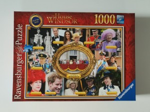 Ravensburger 1000 - The House of Windsor (nowe)
