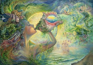 Grafika 2000 - Josephine Wall - Call of the Sea