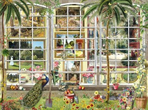 SunsOut 1000 - Barbara Behr - Gardens in Art