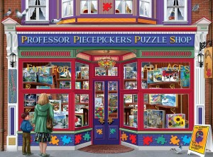 SunsOut 1000 - Bigalow Illustrations - Professor Puzzle Shop