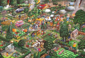 Gibsons 500 - Mike Jupp - I Love Gardening
