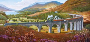Gibsons 636 - Mike Jeffries - Glenfinnan Viaduct