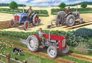 Gibsons 500 - The Ploughing Match
