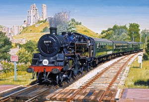 Gibsons 500 - Corfe Castle Crossing