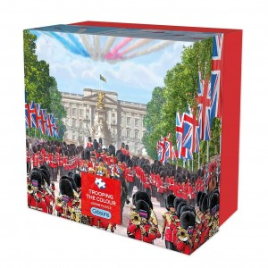 Gibsons 500 - Trooping the Colour
