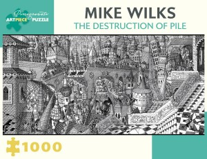 Pomegranate 1000 - Mike Wilks - The Destruction of Pile