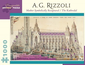 Pomegranate 1000 - A. G. Rizzoli - Mother Symbolically Recaptured / The Kathredal, 1937