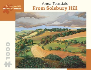 Pomegranate 1000 - Anna Teasdale - From Solsbury Hill