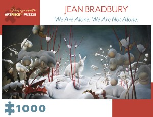 Pomegranate 1000 - Jean Bradbury - We Are Alone. We Are Not Alone., 2010