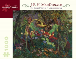 Pomegranate 1000 - E. H. MacDonald - The Tangled Garden