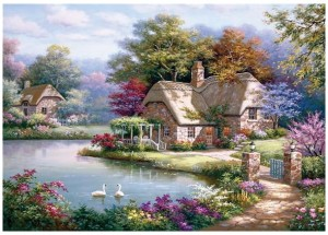 Anatolian 1500 - Sung Kim, The Swans Chalet
