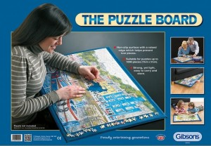 Gibsons Puzzle Mat 1000 (77 x 54 cm)
